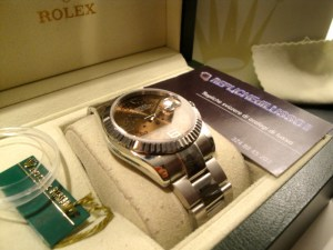 4rolex-replica-orologi-datejust-flower-marrone