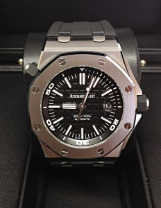 Audemars Piguet replica Royal Oak Offshore Diver 15710ST.OO.A002CA.01 orologio replica2