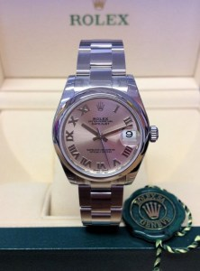 Rolex replica Datejust 31mm 178240 Mid:Size43