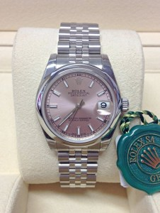 Rolex replica Datejust 31mm 178240 Mid:Size