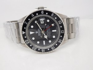VINTAGE GMT-MASTER WATCH – BP FACTORY REPLICA ROLEX GMT-MASTER 1675a