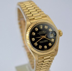 rolex replica datejust 6017 ladies oro giallo