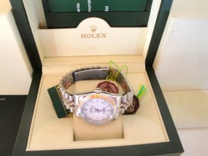rolex replica datejust bianco barrette 6